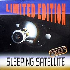 Limited Edition Sleeping satellite (Dancefloor, 1992) [Maxi-CD]
