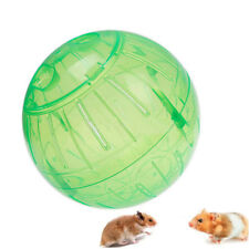 New Pet Mice Gerbil Hamster Jogging Playing Exercise Ball 10cm/4inch Plastic Toy