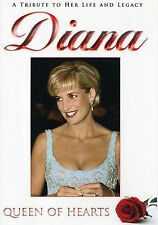 PRINCESS DIANA Queen Of Hearts DVD Like New