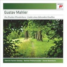 Mahler: Des Knaben Wunderhorn & Lieder eines fahrenden Gesellen, New Music