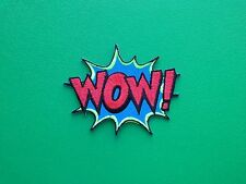 DECEMBER DEAL SEW ON / IRON ON PATCH:- NO TITLE JUST A PICTURE &  A PRICE 032