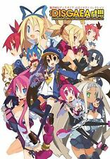 DISGAEArt!!! Disgaea Official Illustration Collection by Nippon Ichi Software...