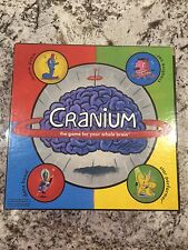 Cranium The Game For Your Whole Brain Board Game- New Not Sealed