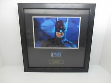 Batman and Robin 1997 Caped Crusader The Senitype Framed Picture