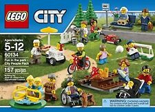 ✔ SEALED LEGO CITY 60134  Fun In The Park City People Pack - Complete!  NO TAX