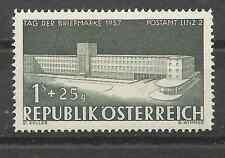Österreich Plattenfehler 1957 Tag der Briefmarke ** (kleines K)