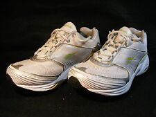 Men's Reebok DMX Max White Running/Athletic Shoes Size 6 Lightly Worn