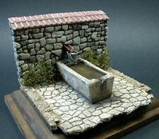 1/35 Echelle eau bassin Bâcha - Bac à eau Bâcha (4 pièces) N ° 1