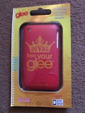 UFFICIALE Glee Red iPhone 3g/3gs Custodia Cover Nuovo Regno Unito
