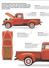1951 GMC FC-101 Stepside Pickup Truck Article - Must See !!