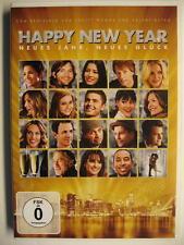 HAPPY NEW YEAR - NEUES JAHR NEUES GLÜCK - DVD