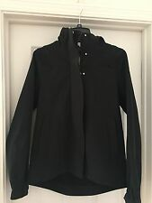 LULULEMON Hooded Jacket. Black. Size 6. Excellent Condition.