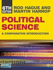 Political Science (North American edition): A Comparative Introduction (Comparat