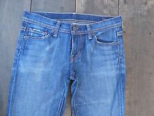 ** CITIZENS OF HUMANITY **  Excellent Stretch Flare No Back Pocket Jeans Size 26