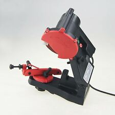 85W Electric Chain saw Blade Sharpener  Grinder Bench Mount UK VAT Garden Tool