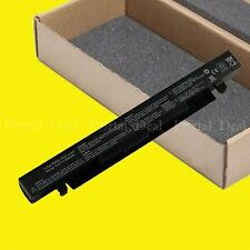 New Laptop Battery For ASUS A41-X550 A41-X550A X450 X452 X550 R409 R510 Black