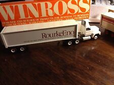 1980 Commercial RourkeEno Tractor Truck NIB - WINROSS