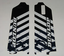 YAMAHA YZF 250 YZF 450 LOWER FORK GUARD GRAPHICS STICKERS 02 03 04