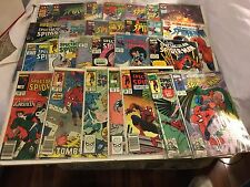 Spectacular Spiderman Lot of 27