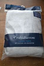 Croft & Barrow men's thermal underwear pants gray size XL NEW