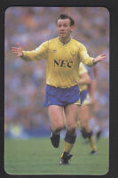 Fax Pax - Football Stars 1989 - Peter Reid - Everton