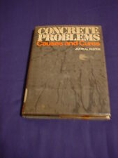 Concrete Problems: Causes and Cures by John C. Ropke 1982, HC