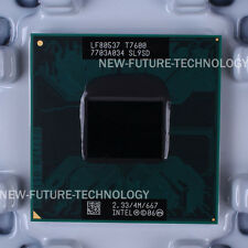 Intel Core 2 Duo T7600 (LF80537GF0534M) SL9SD CPU 667/2.33 GHz 100% Work