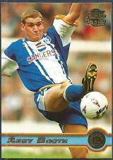 MERLIN PREMIER GOLD 1998- #120-SHEFFIELD WEDNESDAY-ANDY BOOTH