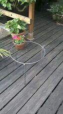 "Wide Heavy Duty Herbaceous/Peony Plant Garden Support in 5/16"" (8mm) Bar"