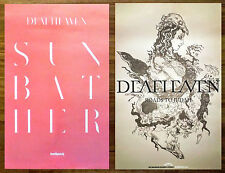 DEAFHEAVEN Sunbather | Roads To Judah Ltd Ed 2 Discontinued RARE Posters Lot!