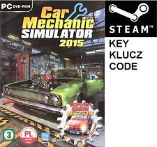 Car Mechanic Simulator 2015 PC PL STEAM KEY KLUCZ CODE