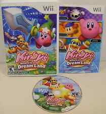 Kirby's Return to Dream Land (Nintendo Wii) Complete!