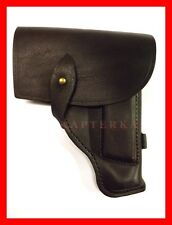 ☆ genuine russian army holster for Makarov pistol bag brown leather brand new ☆