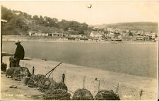 LYME REGIS ( Dorset) :Fishing Pots and Bay R- PHOTOCHROM