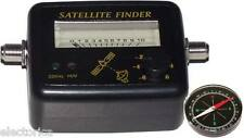 SATELLITE FINDER DIGITAL SIGNAL METER LNB SATELITE DISH For Bell Shaw FTA Telus