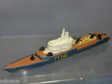 MATCHBOX SEA KINGS  WATER LINE  MODEL No.K-307 HELICOPTER CARRIER