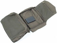 NASH CARP FISHING LUGGAGE FOLD-OUT HANGING WASH BAG FOR CAMPING TOILETRIES