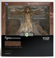 """In STOCK Max Factory Figma """"Vitruvian Man"""" The Table Museum Action Figure SP-075"""
