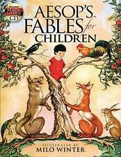 Aesop's Fables for Children, Milo Winter