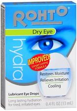 Rohto Hydra Dry Eye Drops 0.40 oz