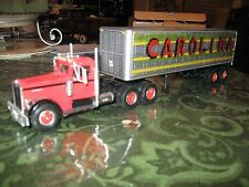 1/43 Diecast Carolina Tractor Trailer