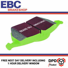 EBC Greenstuff Pastillas De Freno Para Smart Roadster DP21287