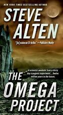 The Omega Project by Steve Alten (2014, Paperback) Brand new Book