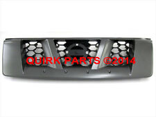 2005-2008 Nissan Xterra Front Radiator Grille Grill Grey & Black OEM NEW