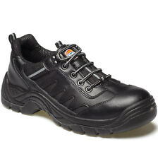 DICKIES STOCKTON SUPER SAFETY TRAINER SIZE UK 8 EU 42 MENS WORK SHOES FA13335