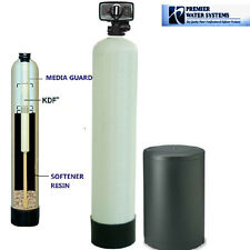 Whole House Water Softener & Conditioner With KDF 55 MediaGuard-City Water 948