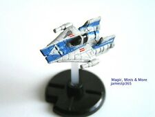 Starship Battles ~ A-WING STARFIGHTER ACE #15 Star Wars miniature