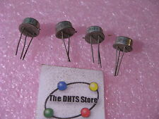 2N5189 National Semiconductor NPN Silicon Transistor - NOS Qty 4