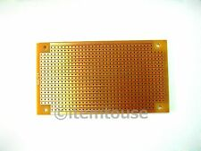 5 pcs PCB Prototyping Circuit Board Strip Board 100x50 mm - Free Shipping