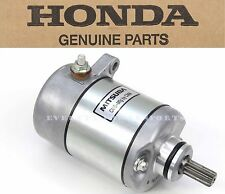 New Genuine Honda Starter Motor 97-07 TRX250 Recon, 01-14 TRX250 Sportrax #R198